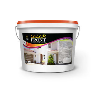 Color Front – Homlokzati festék 15L