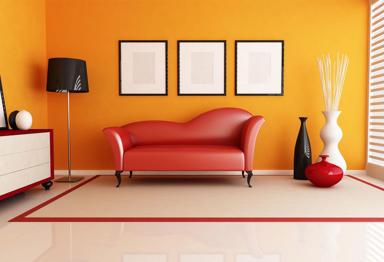 A szín, ami felmelegíti a szobád