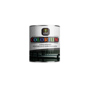 Colorium Vizes bázisú selyemfényű zománc 2.5L
