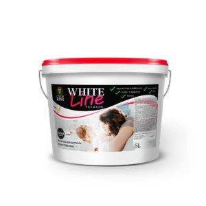 Whiteline PREMIUM  Prémium fehér beltéri falfesték 5L