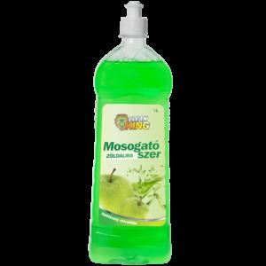 Mosogatószer Zöldalma illattal 1L